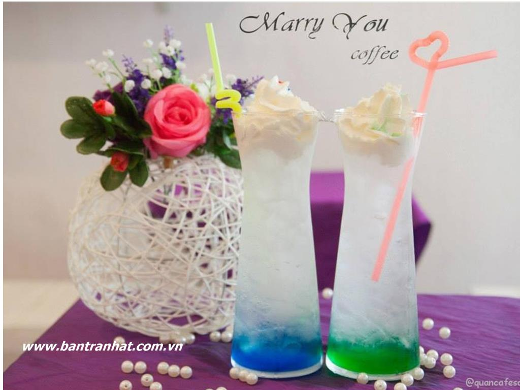 Cafe bet Marry you