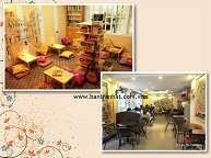 Ban cafe bet Lollybooks cafe